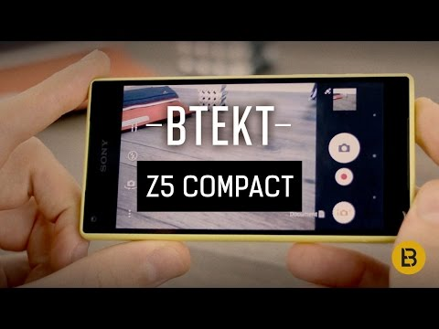 Sony Xperia Z5 Compact camera review