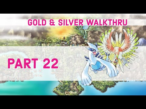 Pokemon Gold/Silver Walkthrough - Part 22 - Blackthorn Gym ...