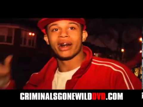 king yella on Criminals Gone Wild in Chicago skeezeworld jojoworld Pt  2