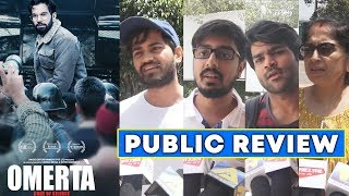 OMERTA PUBLIC REVIEW | First Day First Show | Rajkummar Rao