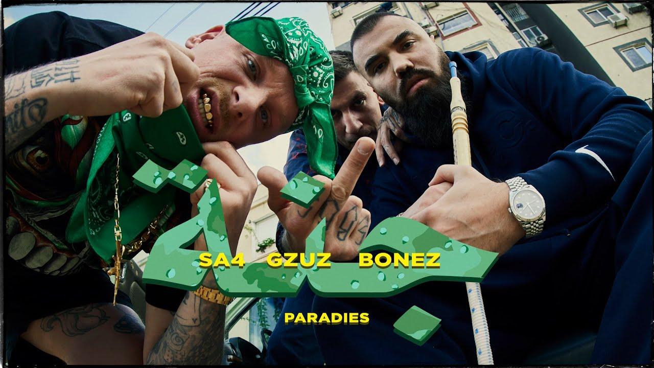 187 STRASSENBANDE - PARADIES