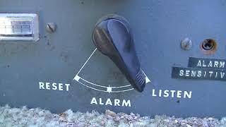 Ball Maritel Air Alert AA1 Conelrad Emergency Alert Receiver