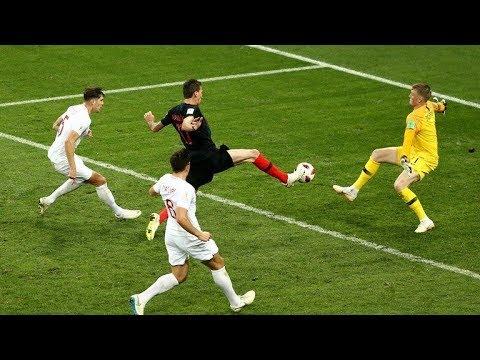 Kết quả Anh vs Croatia: Croatia ngược dòng vào chung kết world cup 2018