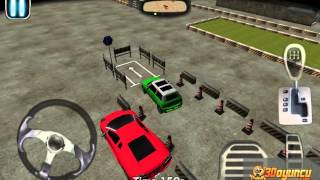 3d park etme 2 3d park etme oyunları