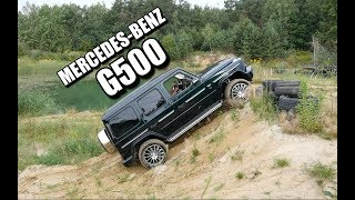2019 Mercedes-Benz G500 (ENG) - Test Drive and Review
