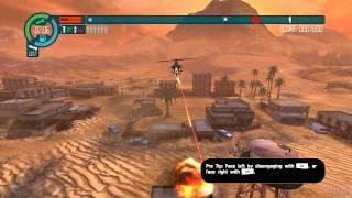 Choplifter HD Xbox 360 Trial Gameplay