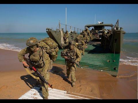Amphibious Assault at Fog Bay