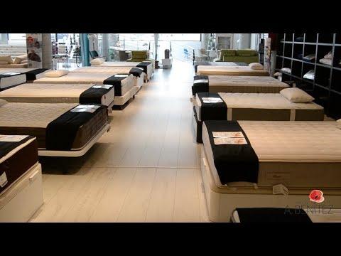 Colchones En Málaga Tienda Muebles Benítez Youtube