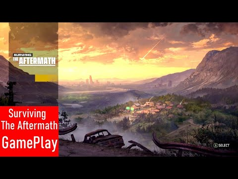 Surviving The Aftermath | Gameplay | Pc |