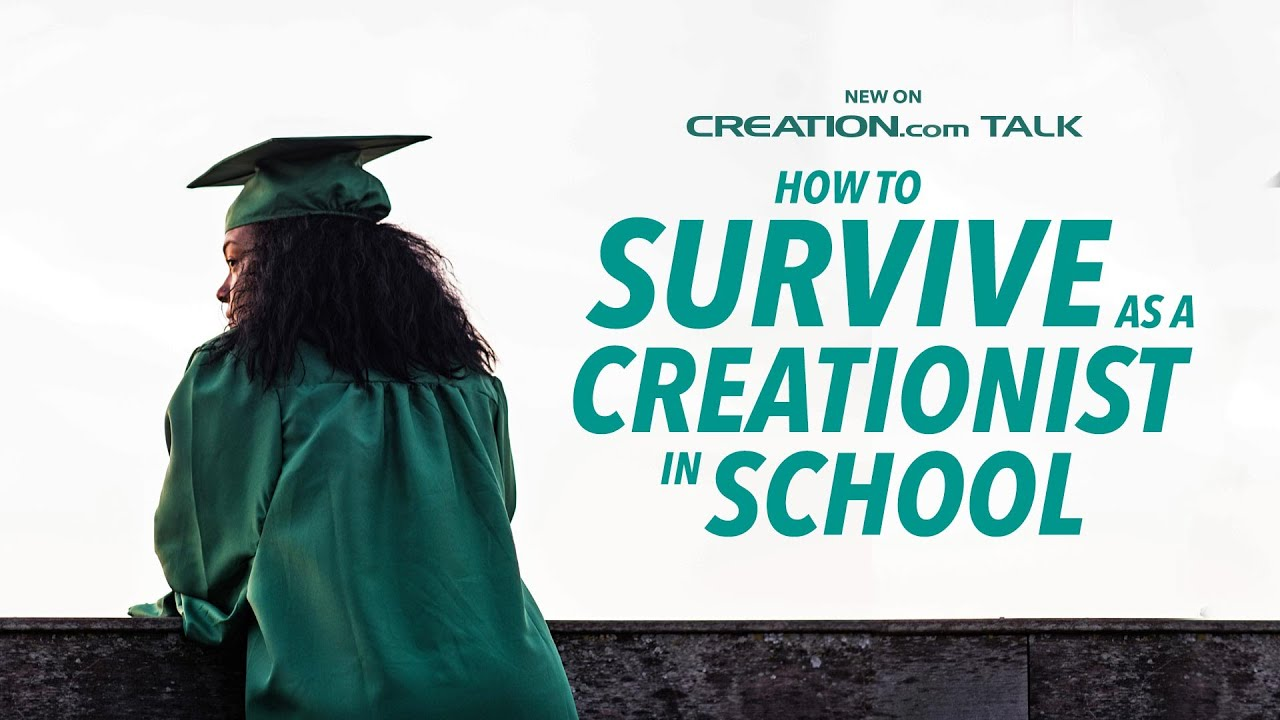 How to Survive as a Creationist in School