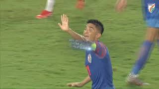 India 1-1 Bangladesh | FIFA World Cup 2022 &  AFC Asian Cup 2023 Joint Qualifiers | Highlights
