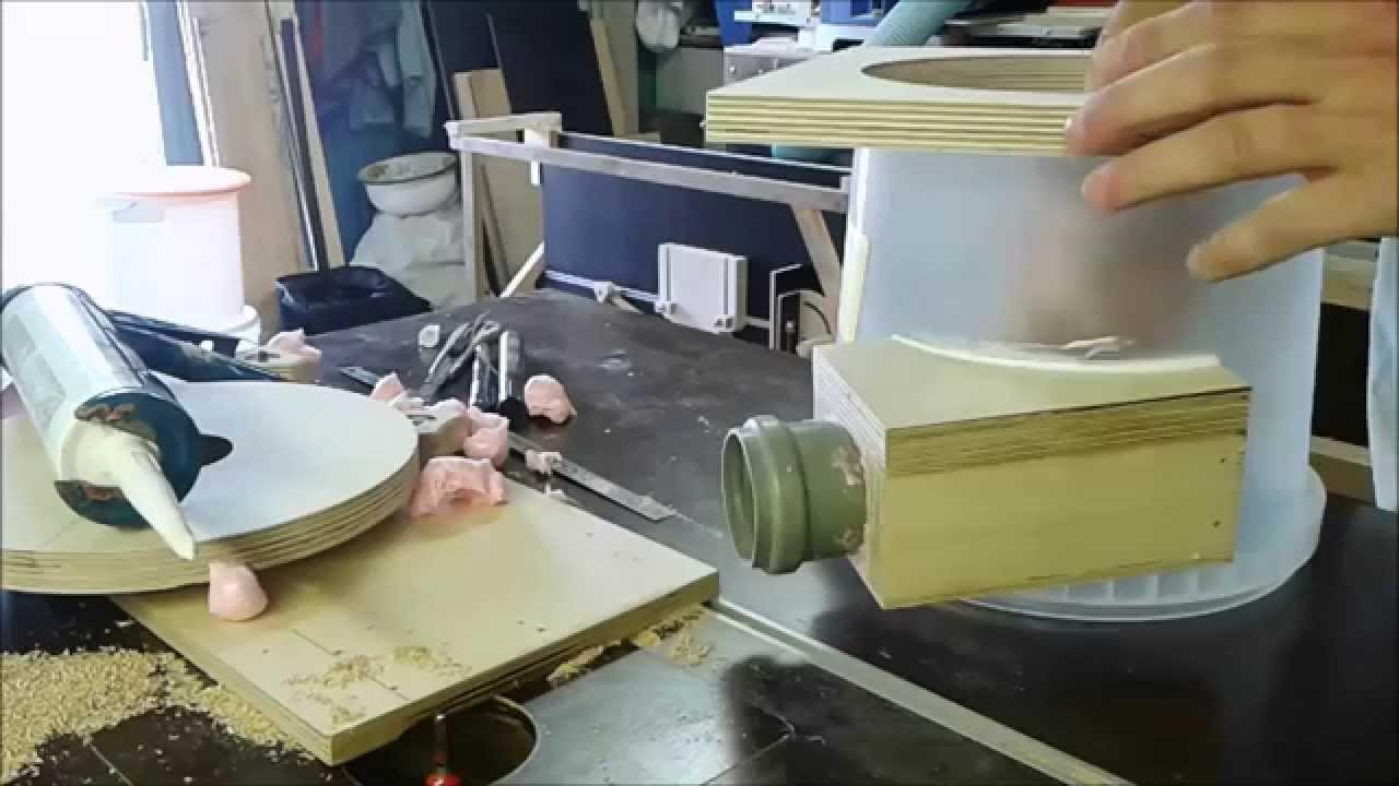Промышленный пылесос своими руками