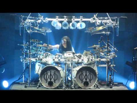 Dream Theater - Mike Mangini Solo Live@Auditorium Parco della Musica Roma [1080p]