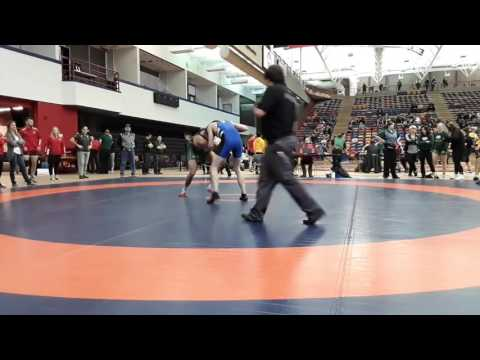 2016 Dino Invitational: 57 kg Final Melvin Arciaga vs. Keegan Oliver