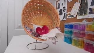 DIY | AG de Taille Fauteuil Suspendu | Mobilier de Poupée