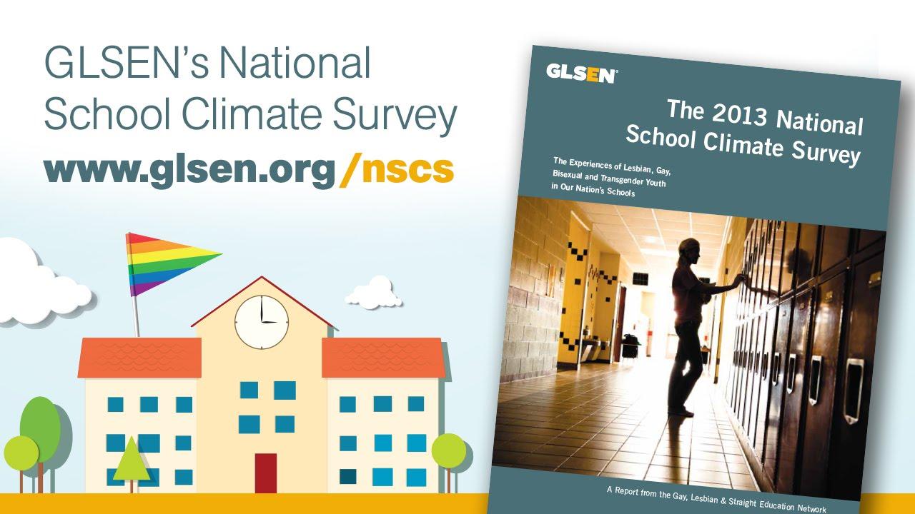 2015 National School Climate Survey | GLSEN
