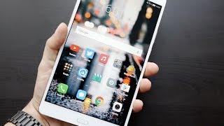 "Обзор планшета Huawei MediaPad M3 8.4"""