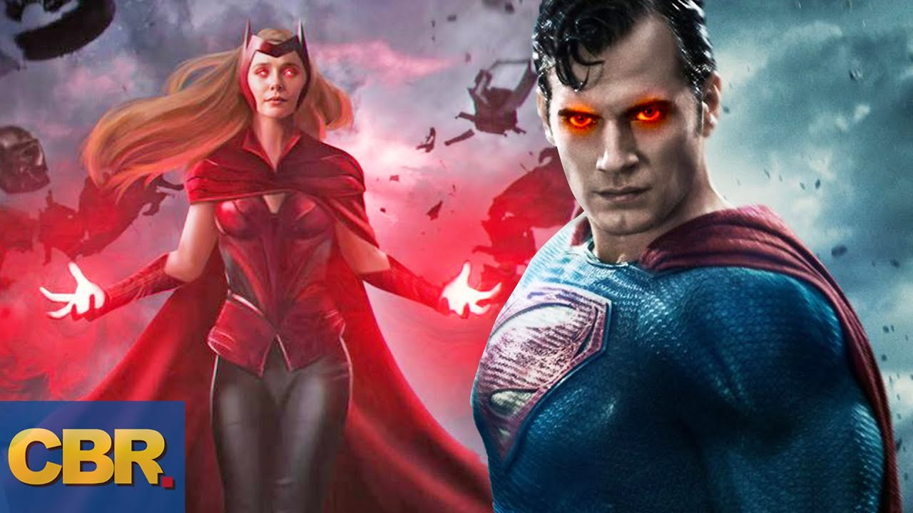 Download 20 Avengers Who Could Beat Superman