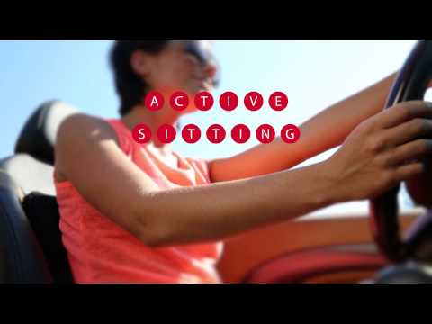 "Video: Togu® Airgo® ""Active Comfort"" Cushion"