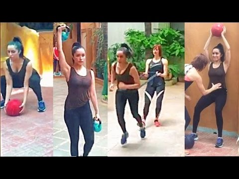 Thumbnail: WATCH Shraddha Kapoor CRAZY Workout Video | Throwback Video