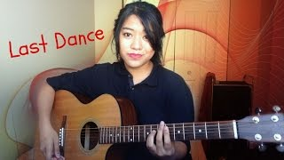 Last Dance - One Ok Rock || Acoustic Cover