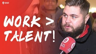 Howson: HARD WORK OVER TALENT Manchester United 2-2 Arsenal