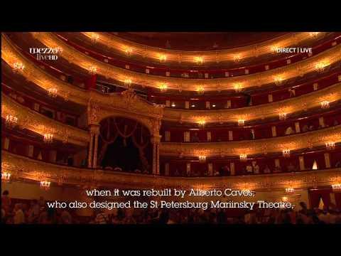 Alexander Borodin  Prince Igor   Yury Lyubimov   music edit  Pavel Karmanov