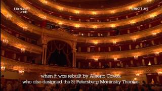 Alexander Borodin - Prince Igor - by Yury Lyubimov -  music edit by Pavel Karmanov