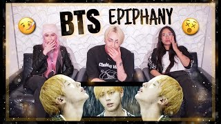 BTS (방탄소년단) 'Epiphany' Comeback Trailer REACTION! JINTRO!