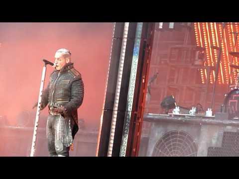 Rammstein - Reise, Reise (live in Tallinn 2017)