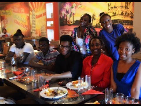 Former Wofgos students Reunion London 2014