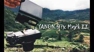 Why I threw my Canon G7X MkII off a cliff