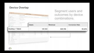 Google I/O 2013 - Optimize Web and Mobile Apps, Across Devices, Using Google Analytics