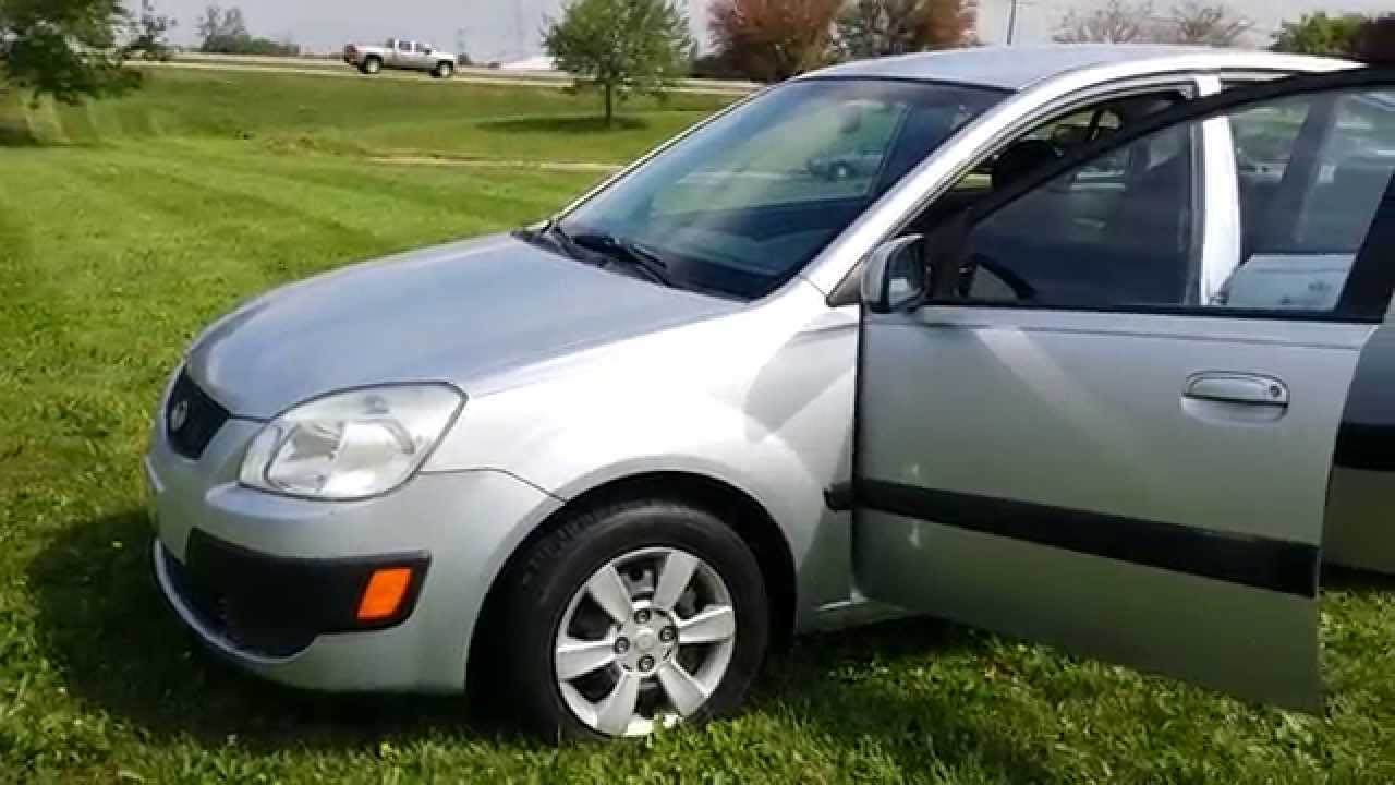 cheap kia rio 2006 for sale from with118k miles youtube. Black Bedroom Furniture Sets. Home Design Ideas