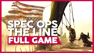Spec Ops: The Line | PC 60fps | Full Gameplay/Playthrough | No Commentary