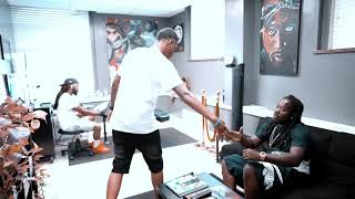 Bash The Rappa - 53 Hours - Bris Freestyle (Official Video)