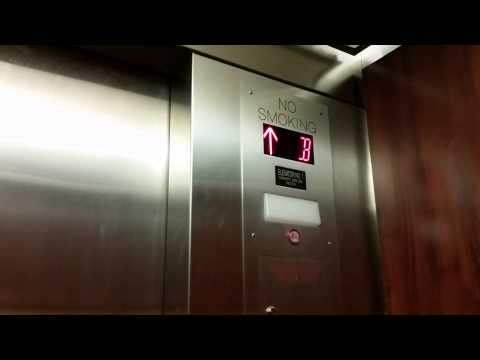Modernized Haughton Elevators at the Gallery Parking Ramp