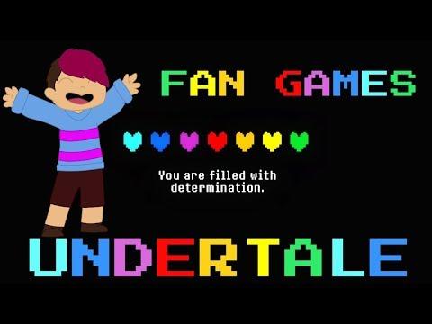 Undertale: The Fan Games! PT. 3 | UNDERSTORY & OVERTIME