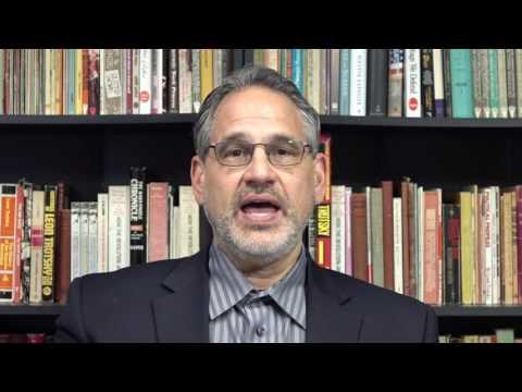 Jerry White speaks on Verizon strike
