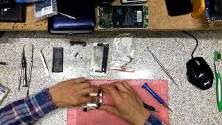 Замена шлейфа разъема зарядки iPhone 4