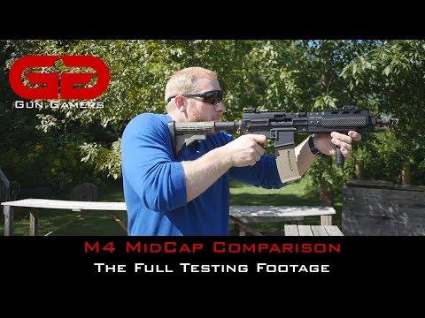 M4 MidCap Magazine Testing