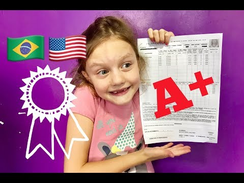 School Progress Report in Brazil – American Kids