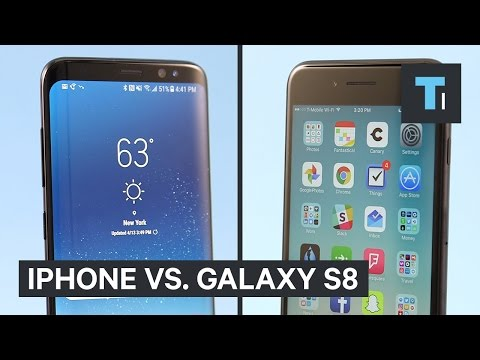 Here's why I won't trade in my iPhone for a Samsung Galaxy S8