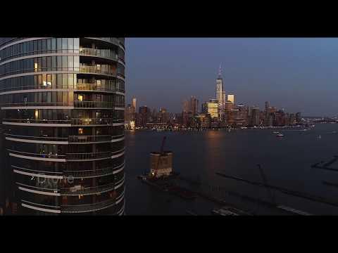 Jersey City NJ Drone