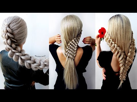 12-most-beautiful-hairstyles-for-girls-2020-♥️-easy-hairstyles-for-wedding-or-party