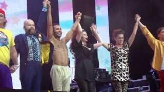 Army Of Lovers Crucified 2013 Radio Edit Live Kiev 30 11 2013 Супер Звёзды 90 х