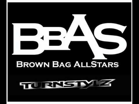 """Turnstylz w/ Brown Bag All Stars, """"League Of Intoxicated Gentlemen"""""""