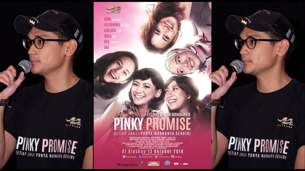 Jalan Terus - Afgansyah Reza (OST Pinky Promise Movie)