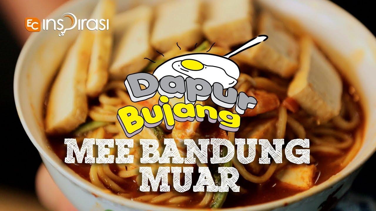 Dapurbujang Ramadhan Mee Bandung Muar You