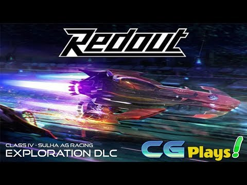 Redout: Enhanced Edition Career Gameplay - Class IV Exploration DLC & P-AR219 Race Tracks |